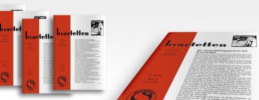 Her kan du læse den nyeste udgave af foreningens klubblad Kvartetten, eller læse gamle udgaver. 2018  Nr. 1, 2018 Nr. 2, 2018 2017 Nr. 1, 2017 Nr. 2, 2017...