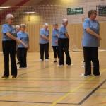 Der er også Seniorhold i Skensved Gymnastik