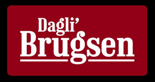 DagliBrugsen Lille Skensved er sponsor for Skensved Fodbold Afdeling